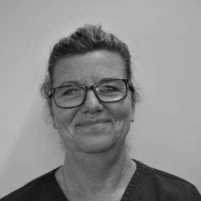 Carol Morton, Middlewich Veterinary Surgery