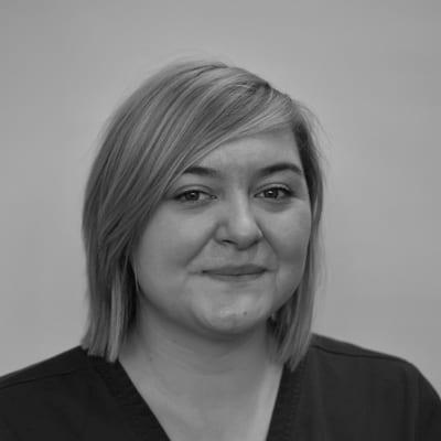 Francesca Tysver, Middlewich Veterinary Surgery